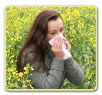 Girl Allergies