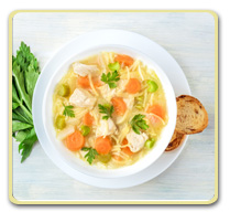 Is Chicken Soup Really Good for a Cold?